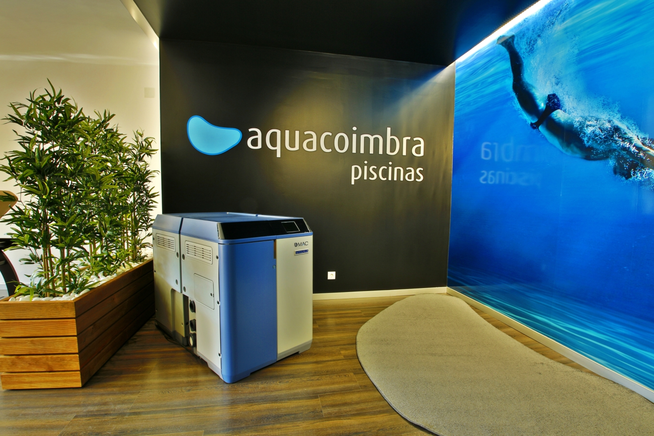 Aquacoimbra - Piscinas