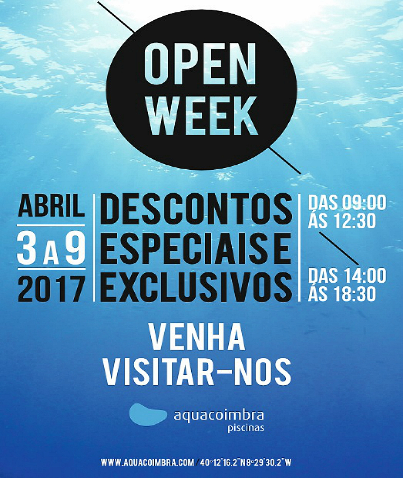 Evento Open Week